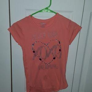 XOXO girls t-shirt